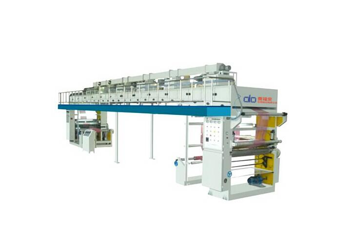 Lithium battery coating machine